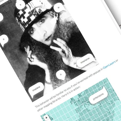 Rrose: A Leaflet Plugin